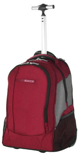ZAINO TROLLEY SAMSONITE LINEA WANDERFULL PORTA PC ART V80005