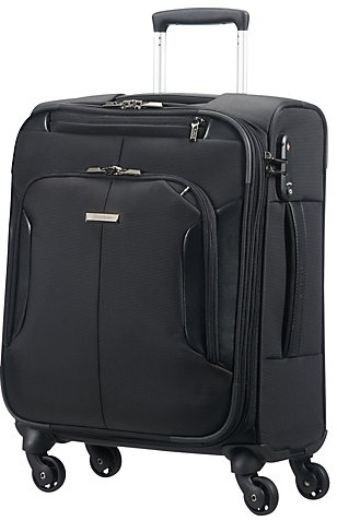NUOVO XBR SAMSONITE TROLLEY PROFFESIONALE CABINA RYANAIR 4 RUOTE