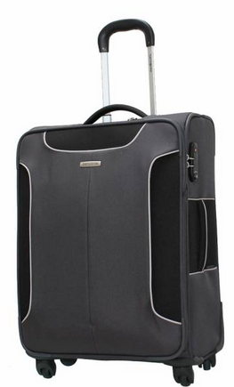 SAMSONITE X-CHECK TROLLEY MEDIO ESPANDIBILE CON 4 RUOTE ART.U92006